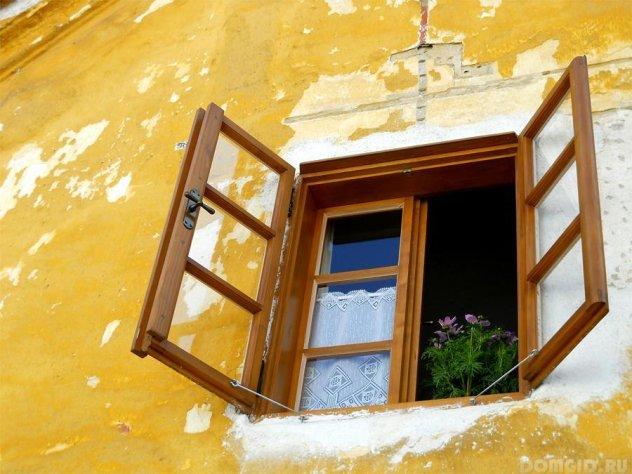 Структура окна – это не