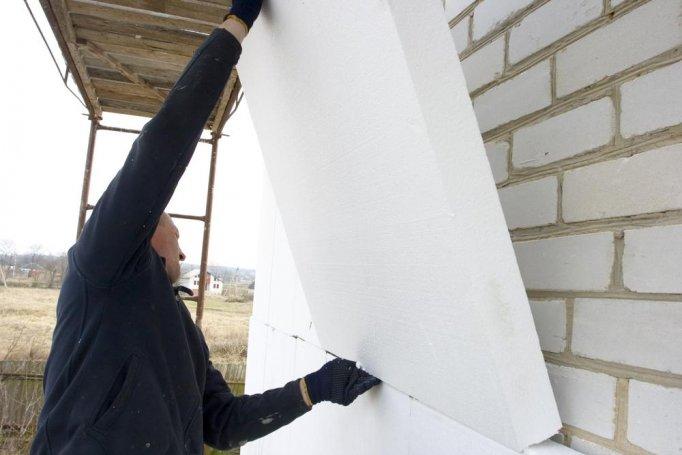 Как подготовить стены снаружи
