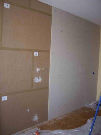 Звукоизоляция стен: финишная