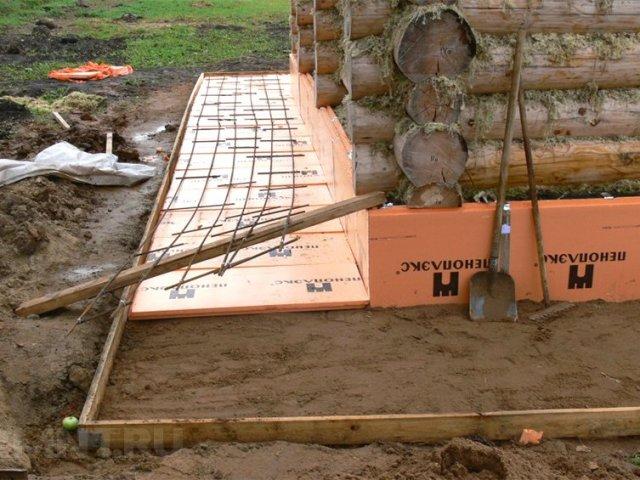 Как сделать фундамент загородного дома